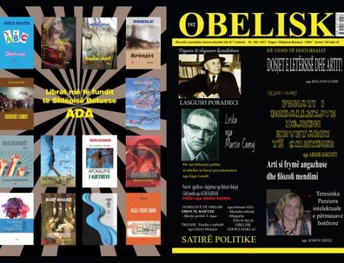 Revista Obelisk Nr.192