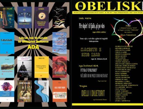 Revista Obelisk Nr.189