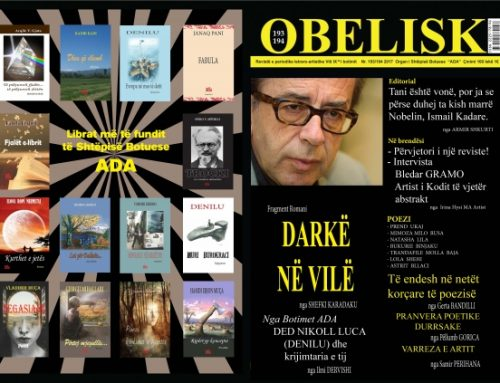 Revista Obelisk 193-194
