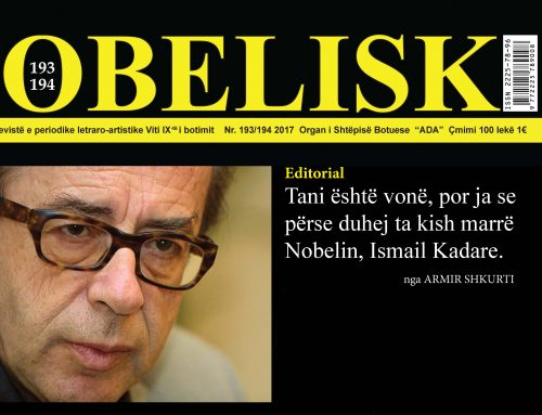 Tani është vonë, por ja se përse duhej ta kish marrë Nobelin Ismail Kadare