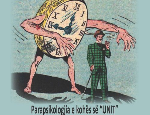 """Parapsikologjia e   kohës së """"UNIT"""""""